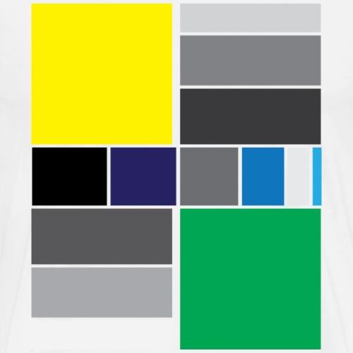 Farbenspiel - Männer Premium T-Shirt