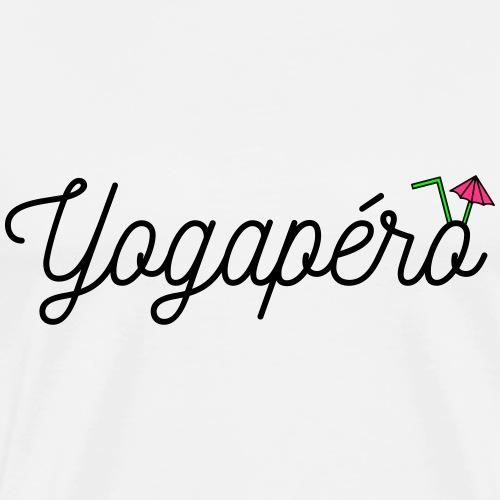 Yogapéro - T-shirt Premium Homme