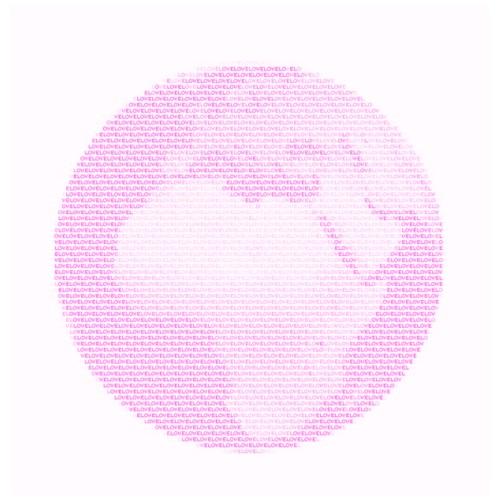 Ascii-Love - Männer Premium T-Shirt