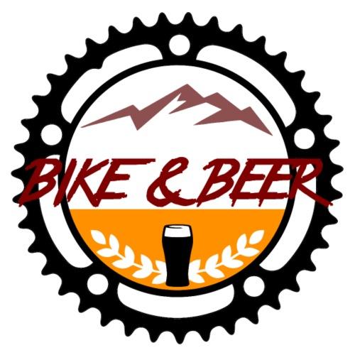 bike & beer - Männer Premium T-Shirt