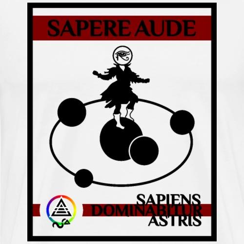 Sapience Origo - Männer Premium T-Shirt