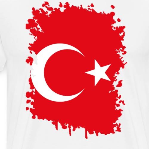 Türkei T-shirt türkey türkiye shirt - Männer Premium T-Shirt