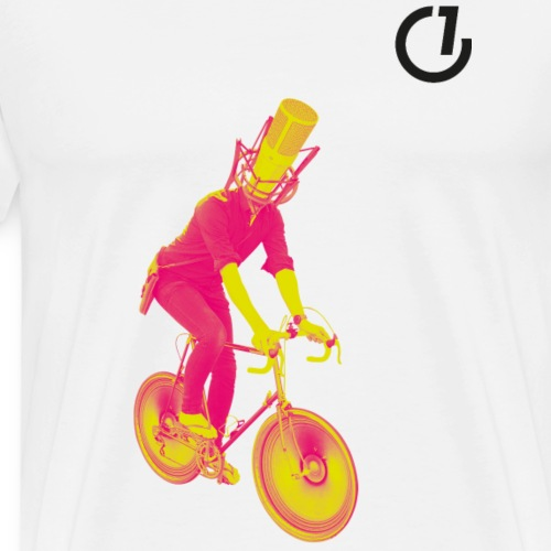 OLDENBURG EINS - Mic Head - Männer Premium T-Shirt