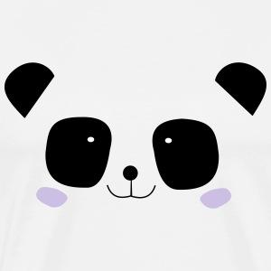 Panda Power - Männer Premium T-Shirt