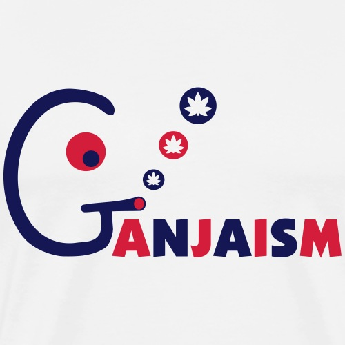 Ganjaism - Men's Premium T-Shirt