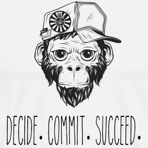 RT Decide - Männer Premium T-Shirt