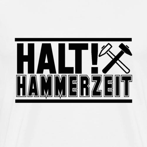 Hammerzeit - Männer Premium T-Shirt