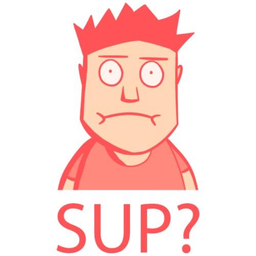 Sup? - Mannen Premium T-shirt