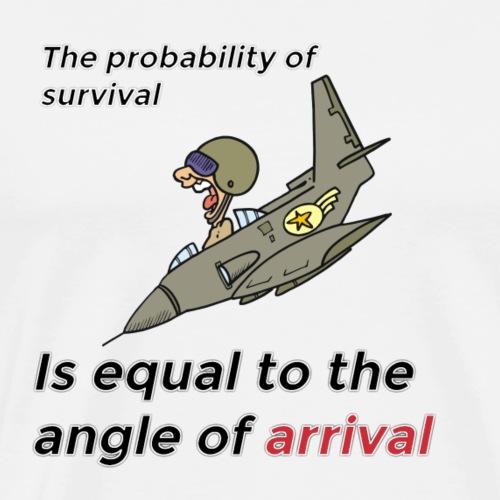 Angle of attack - Men's Premium T-Shirt