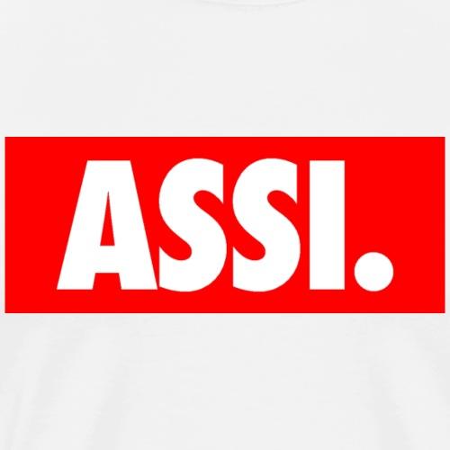 A**i Small - Männer Premium T-Shirt