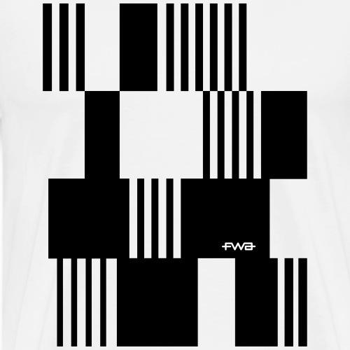 The beauty of pixels - Men's Premium T-Shirt
