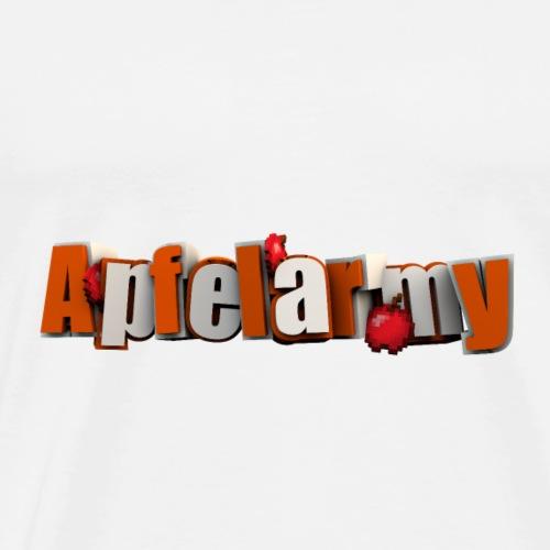 ApfelArmy0083 - Männer Premium T-Shirt