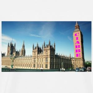 Ciabbe Londra - Maglietta Premium da uomo