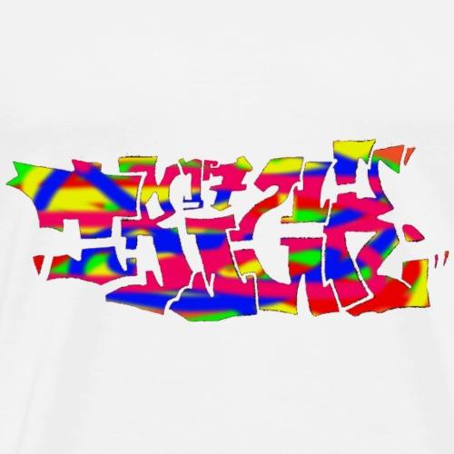 Trick17 all colors are beautiful - Männer Premium T-Shirt