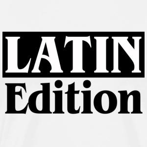 LATIN Edition - Dance Shirt - Männer Premium T-Shirt