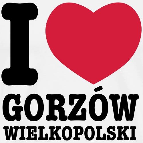 Polska Gorzow Wielkopolski Koszulka - Männer Premium T-Shirt