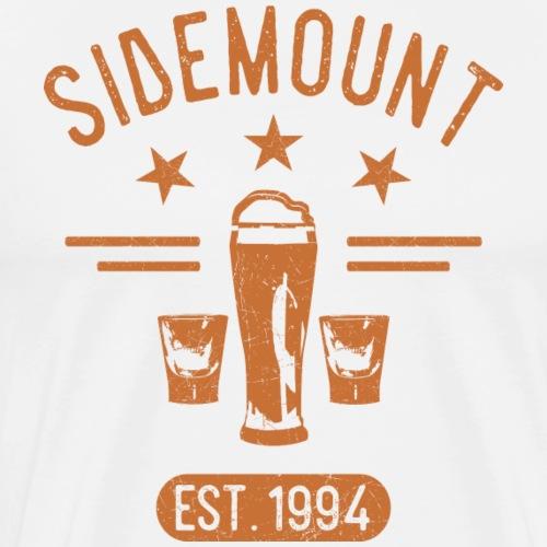 Sidemount - Männer Premium T-Shirt
