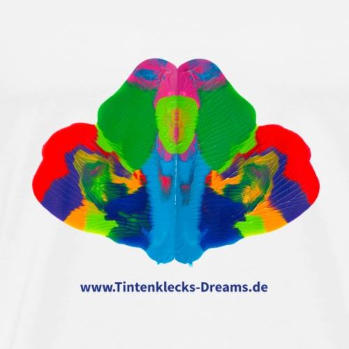 Tintenklecks-Dreams 9103 Motiv Seite 106 - Männer Premium T-Shirt
