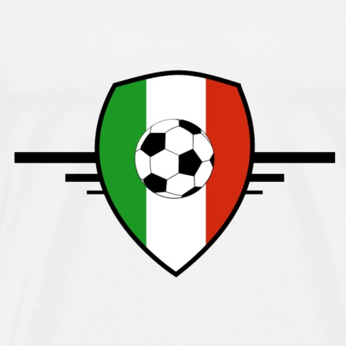 Italy football team - T-shirt Premium Homme