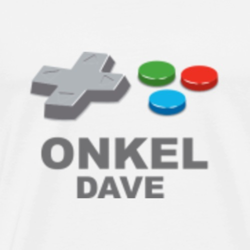 Onkel Dave Shirt 2 - Männer Premium T-Shirt