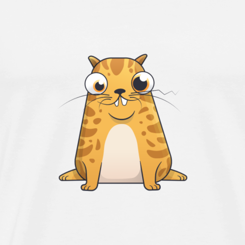Ethereum CryptoKitties Twich The Future Is Meow - Männer Premium T-Shirt