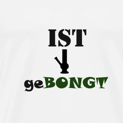 GeBONGT - Männer Premium T-Shirt