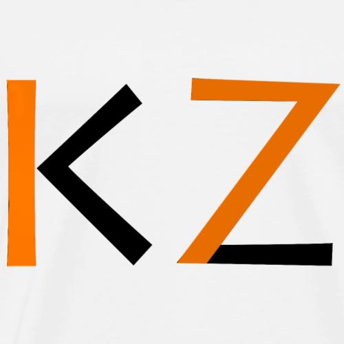 Kelly Zeeman - Zwart - Mannen Premium T-shirt