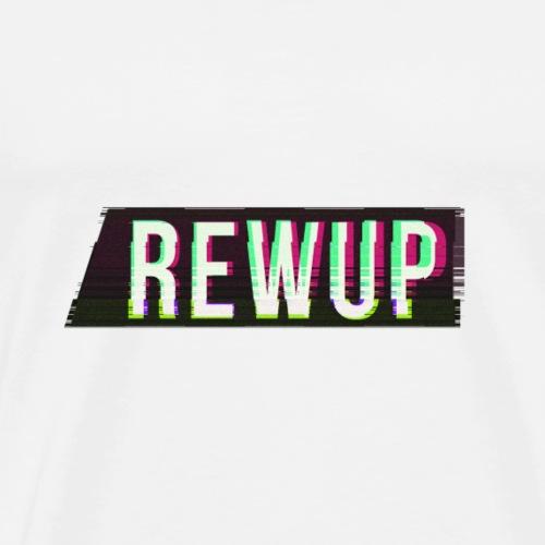 rewup logo - Männer Premium T-Shirt