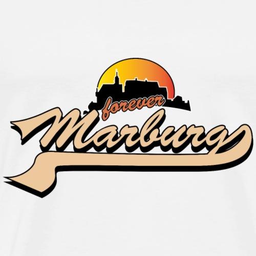forever Marburg - Männer Premium T-Shirt
