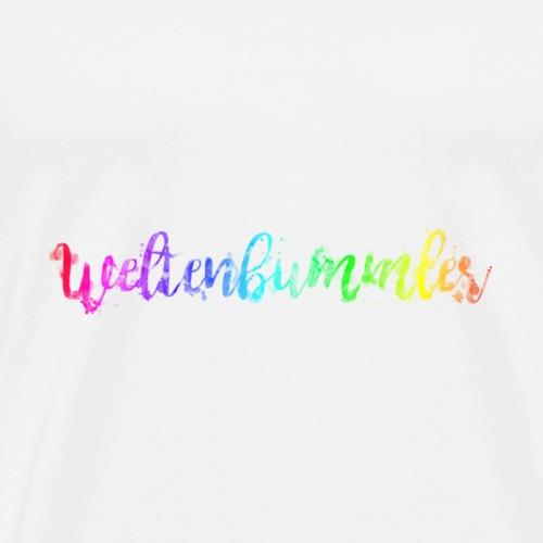 Weltenbummler - Männer Premium T-Shirt