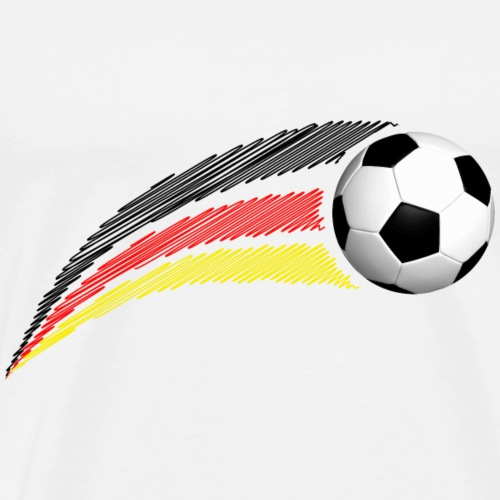 Fussball Weltmeisterschaft 2018 - Männer Premium T-Shirt
