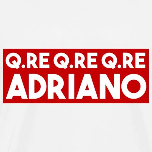 Q. re Adriano - Maglietta Premium da uomo