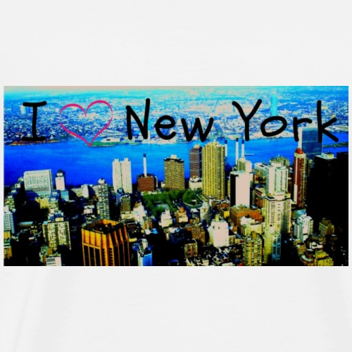 I love New York - Männer Premium T-Shirt