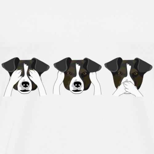 DOGS - Männer Premium T-Shirt