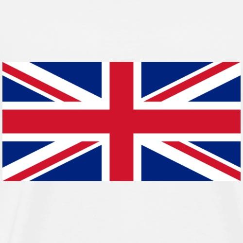 England Flagge - Männer Premium T-Shirt