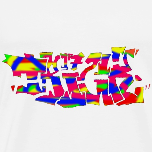Trick17 all colors are beautiful - Männer Premium T-Shirt