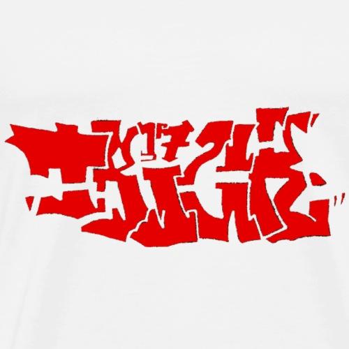 Trick17 Rot - Männer Premium T-Shirt