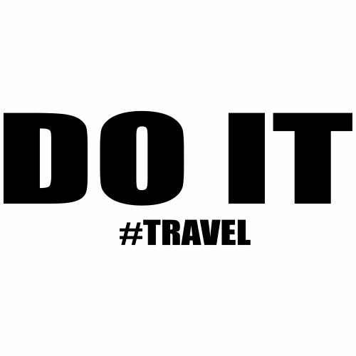 do it travel - T-shirt Premium Homme