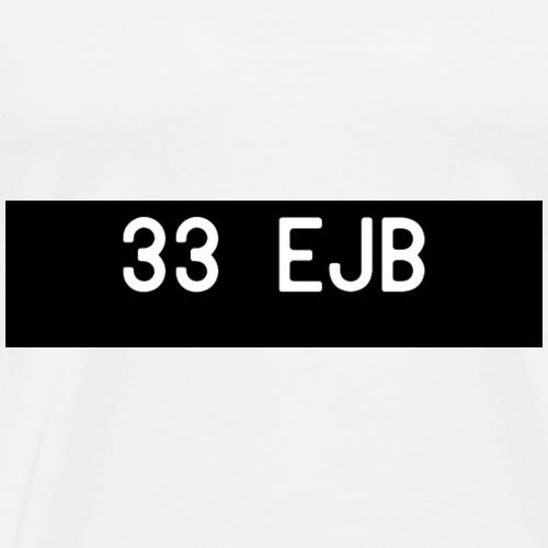 33EJB 01 - T-shirt Premium Homme