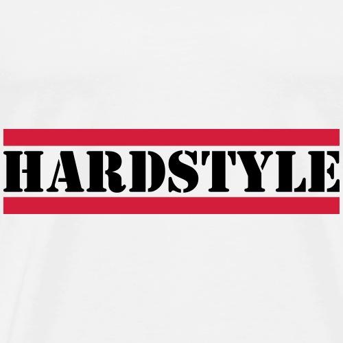 Hardstyle - Männer Premium T-Shirt