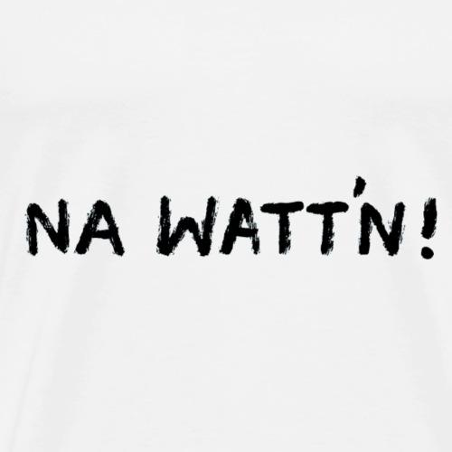 Nawattn einzeln - Männer Premium T-Shirt