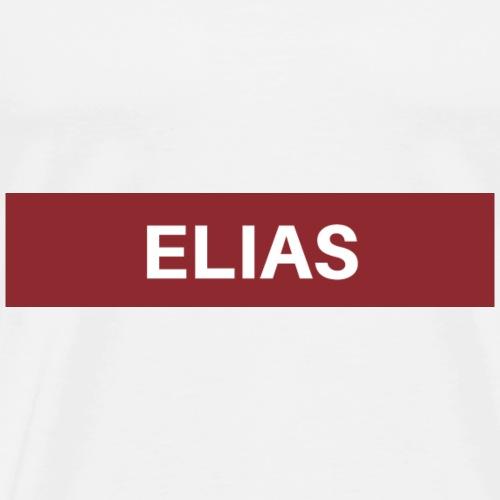 Elias - Männer Premium T-Shirt