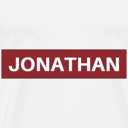 Jonathan - Männer Premium T-Shirt