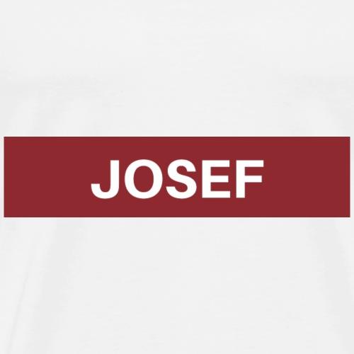 Josef - Männer Premium T-Shirt
