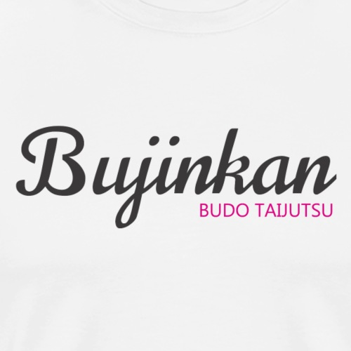 bujinkan budo taijutsu - Camiseta premium hombre