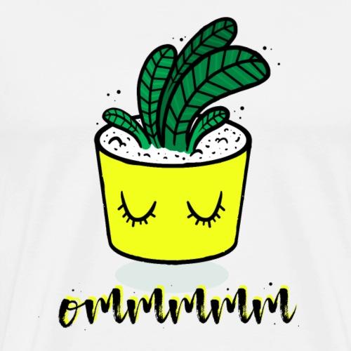 Ommm - Yoga Pflanze