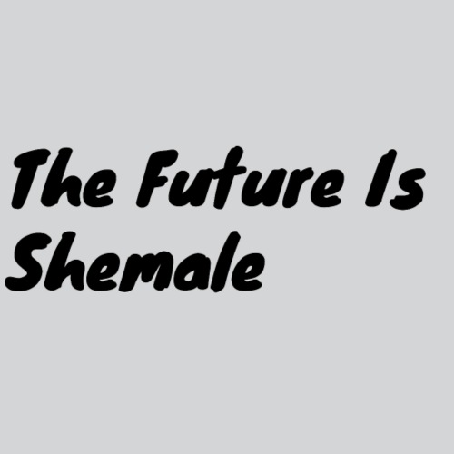 Shemale 2 - Men's Premium T-Shirt