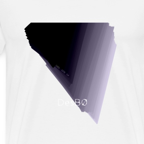 Kunst Roboter - Männer Premium T-Shirt