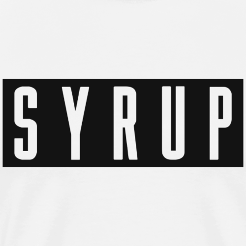 SYRUP - Men's Premium T-Shirt