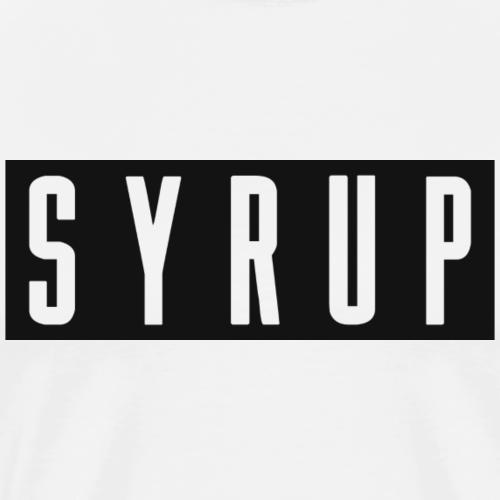 SYRUP - Men's Premium T-Shirt